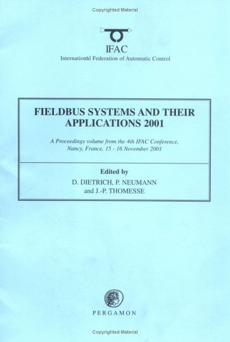 9780080440033: Fieldbus Systems and their Applications 2001 (IFAC Proceedings Volumes)