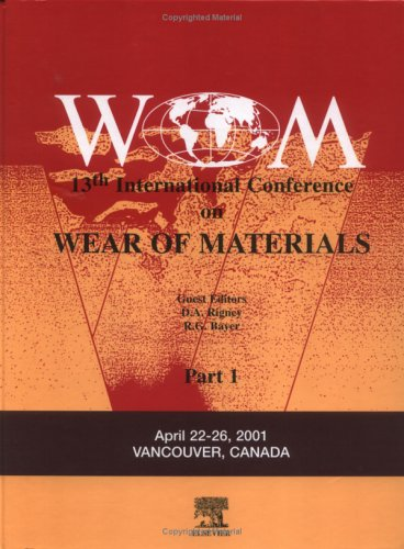 9780080440071: Wear of Materials