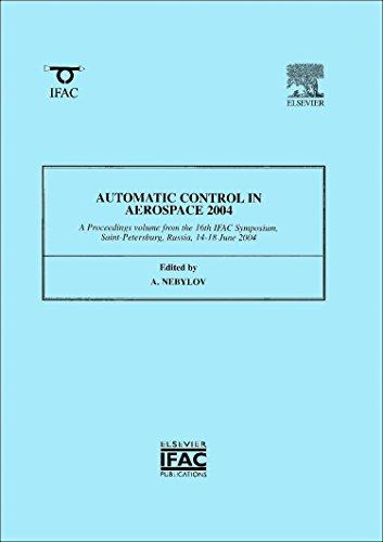 9780080440132: Automatic Control in Aerospace 2004 (IPV - IFAC Proceedings Volume)