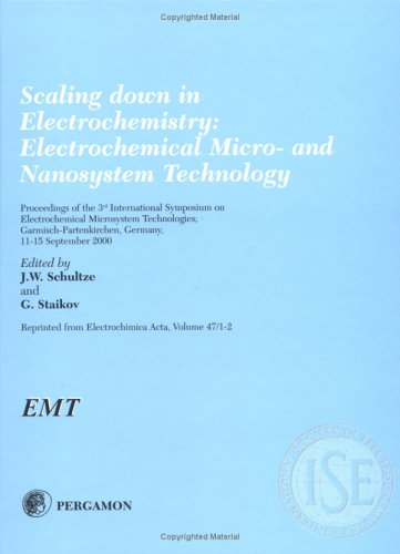 9780080440149: Scaling down in Electrochemistry: Electrochemical Micro- and Nanosystem Technology