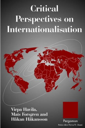 9780080440354: Critical Perspectives on Internationalisation (International Business and Management)