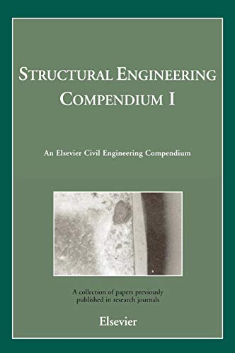 9780080440385: Structural Engineering Compendium I (Elsevier Engineering Compendium)
