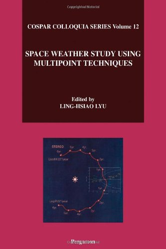 9780080440576: Space Weather Study Using Multipoint Techniques (Cospar)