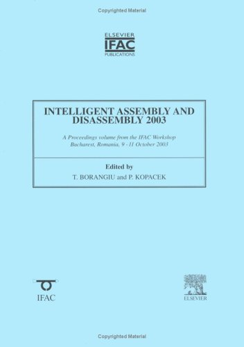 9780080440651: Intelligent Assembly and Disassembly 2003 (IPV - IFAC Proceedings Volume)