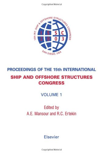 9780080440767: Proceedings of the 15th International Ship and Offshore Structures Congress: 3-volume set