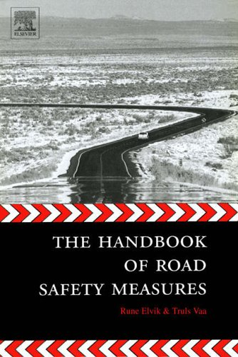 9780080440910: The Handbook of Road Safety Measures