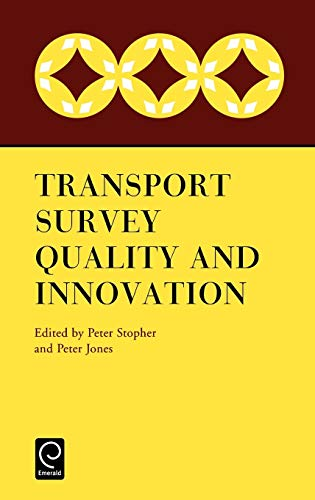 9780080440965: Transport Survey Quality and Innovation