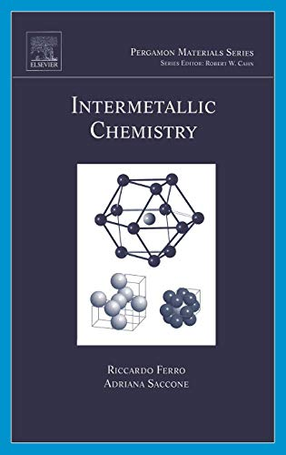 9780080440996: Intermetallic Chemistry, Volume 13 (Pergamon Materials Series)