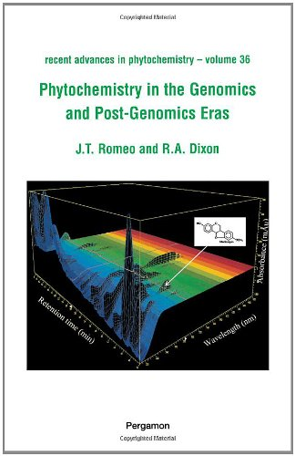 9780080441160: Phytochemistry in the Genomics and Post-Genomics Eras (Recent Advances in Phytochemistry)