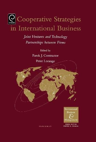 9780080441276: Cooperative Strategies and Alliances in International Business: Joint Ventures & Technology Partnership... (International Business and Management)
