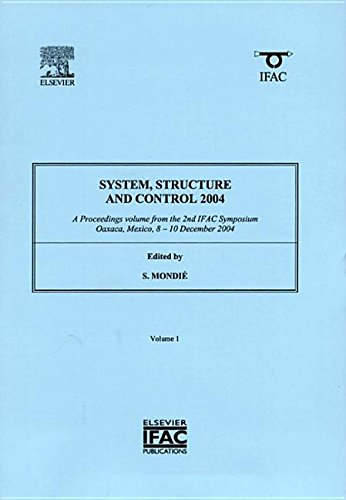 9780080441313: System, Structure and Control 2004 (2-volume set) (IPV - IFAC Proceedings Volume)
