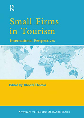 9780080441320: Small Firms in Tourism: International Perspectives (Advances in Tourism Research)