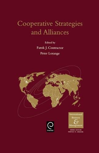 9780080441399: Cooperative Strategies and Alliances in International Business: 2-Volume Set (International Business and Management)