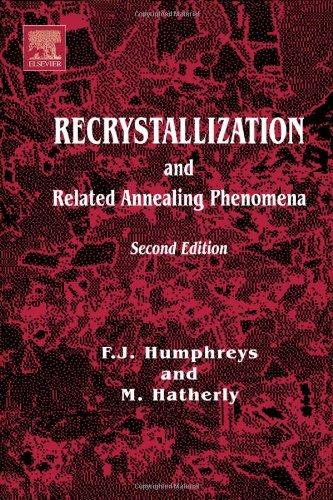 9780080441641: Recrystallization and Related Annealing Phenomena (Pergamon Materials Series)