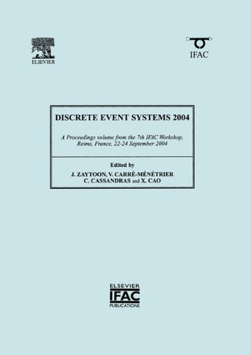 9780080441689: Discrete Event Systems  2004 (IPV - IFAC Proceedings Volume)