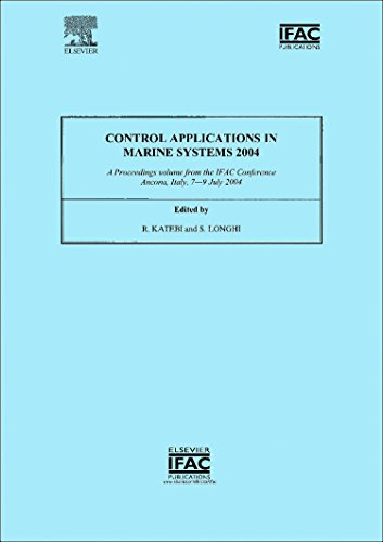 9780080441696: Control Applications in Marine Systems 2004 (IPV - IFAC Proceedings Volume)