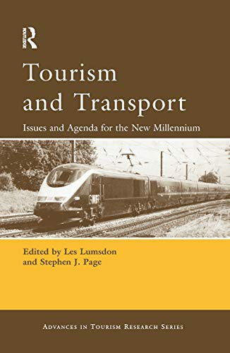9780080441726: Tourism and Transport (Advances in Tourism Research)