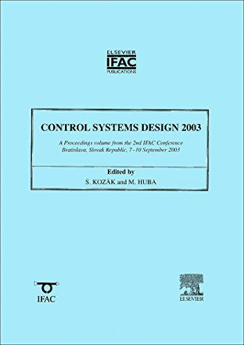 Control Systems Design 2003: Conference (IPV - IFAC Proceedings Volume): Pergamon Flexible Learning