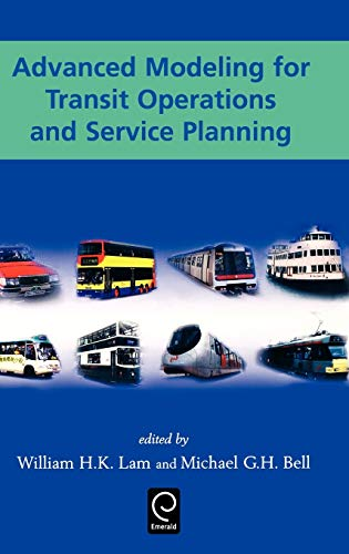 9780080442068: Advanced Modeling for Transit Operations and Service Planning