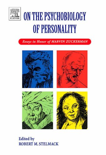 9780080442099: On the Psychobiology of Personality: Essays in Honor of Marvin Zuckerman