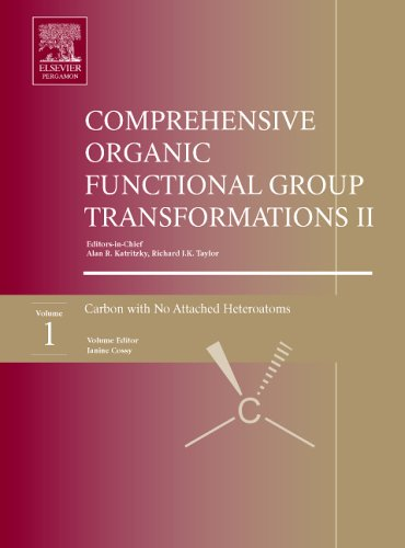 9780080442563: Comprehensive Organic Functional Group Transformations II, Second Edition: A Comprehensive Review of the Synthetic Literature 1995 - 2003 ... Functional Group Transformations II (7 Vols))