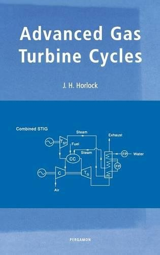 9780080442730: Advanced Gas Turbine Cycles: A Brief Review of Power Generation Thermodynamics