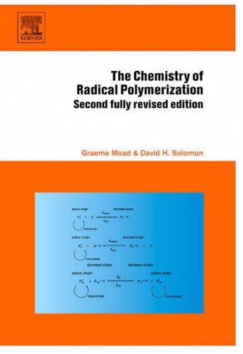 9780080442860: The Chemistry of Radical Polymerization