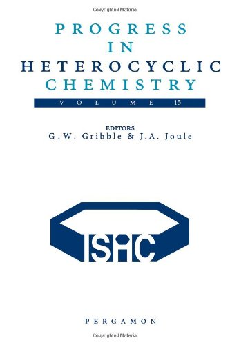 9780080442877: Progress in Heterocyclic Chemistry, Volume 15