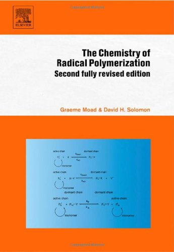 9780080442884: The Chemistry of Radical Polymerization, Second Edition