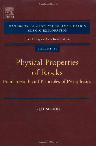 9780080443461: Physical Properties of Rocks: Fundamentals and Principles of Petrophysics: 18 (Developments in Petroleum Science)