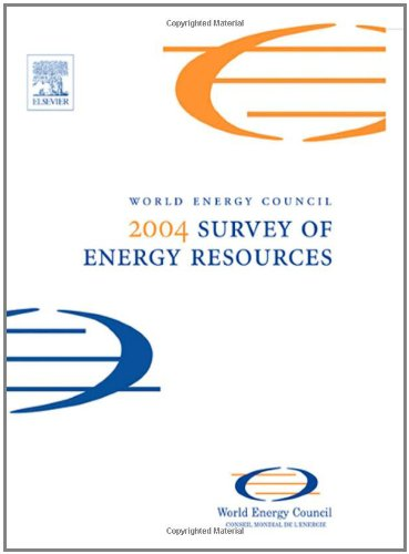9780080444109: Survey of Energy Resources 2004 (Open Learning Directory)