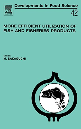 9780080444505: More Efficient Utilization of Fish and Fisheries Products (Developments in Food Science,)