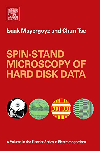 9780080444659: Spin-stand Microscopy of Hard Disk Data (Elsevier Series in Electromagnetism)