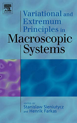 9780080444888: Variational and Extremum Principles in Macroscopic Systems