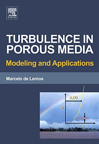 9780080444918: Turbulence in Porous Media: Modeling and Applications