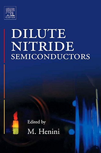 9780080445021: Dilute Nitride Semiconductors