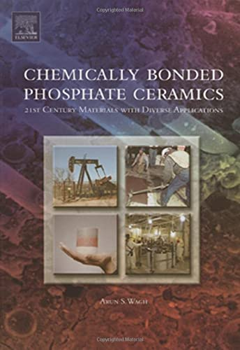 9780080445052: Chemically Bonded Phosphate Ceramics: Twenty-First Century Materials with Diverse Applications