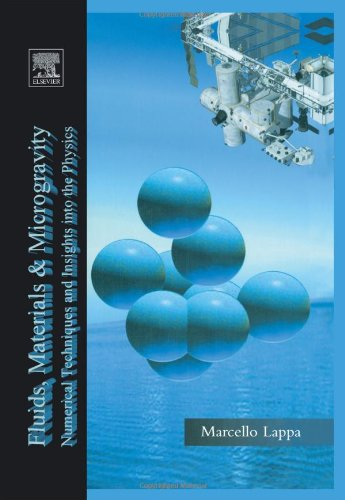 Fluids, Materials and Microgravity:: Numerical Techniques and Insights into Physics (Hardback): ...