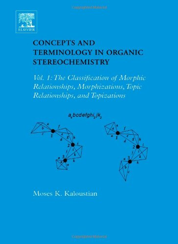 9780080445090: Concepts and Terminology in Organic Stereochemistry