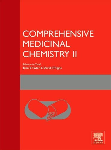 9780080445137: Comprehensive Medicinal Chemistry II, Eight-Volume Set, Second Edition (Pt. II)
