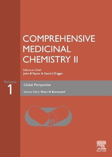 9780080445144: Comprehensive Medicinal Chemistry II: Volume 1: GLOBAL PERSPECTIVE