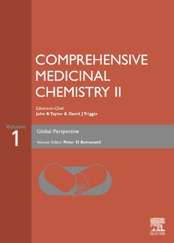 9780080445144: Comprehensive Medicinal Chemistry II: Volume 1: GLOBAL PERSPECTIVE