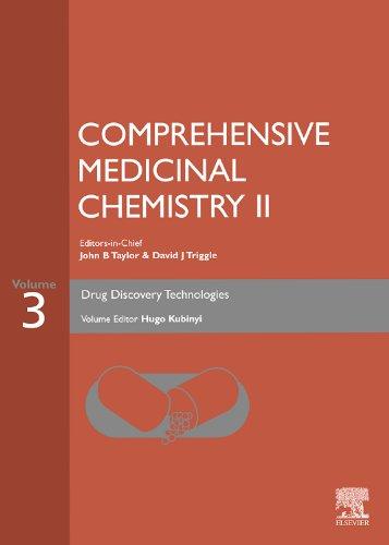 9780080445168: Comprehensive Medicinal Chemistry II: Volume 3: DRUG DISCOVERY TECHNOLOGIES