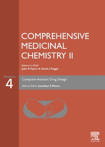 9780080445175: Comprehensive Medicinal Chemistry II: Volume 4: COMPUTER-ASSISTED DRUG DESIGN