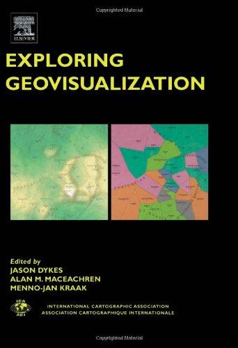 9780080445311: Exploring Geovisualization (International Cartographic Association)