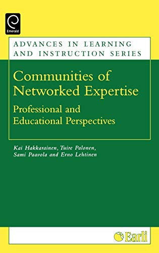 9780080445410: Communities of Networked Expertise: Professional and Educational Perspectives