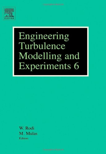 9780080445441: Engineering Turbulence Modelling and Experiments 6: ERCOFTAC International Symposium on Engineering Turbulence and Measurements - ETMM6