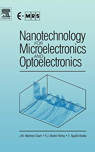9780080445533: Nanotechnology for Microelectronics and Optoelectronics (European Materials Research Society Series)