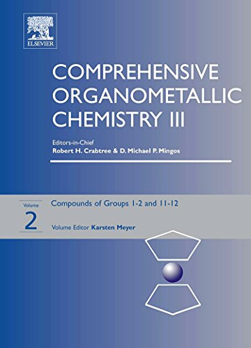 Comprehensive Organometallic Chemistry III: Volume 2: Groups 1-2, 11-12 (Hardback)