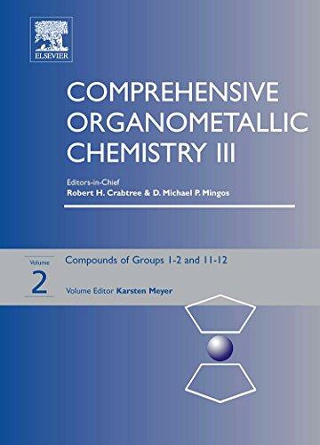 9780080445922: Comprehensive Organometallic Chemistry III: Volume 2: Groups 1-2, 11-12